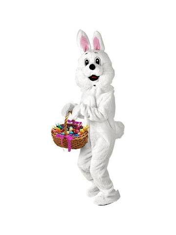 Adult Bunny Rabbit Mascot Costume-COSTUMEISH