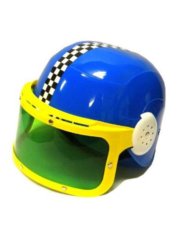 Child Race Car Helmet