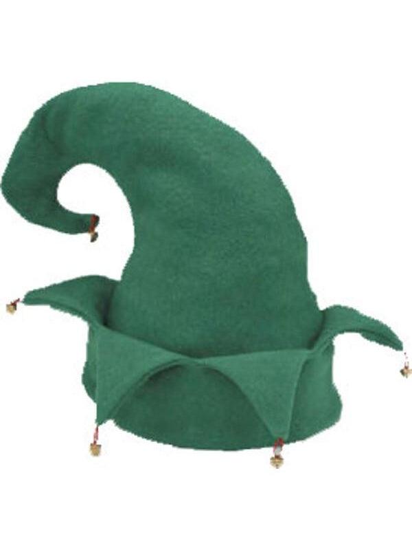 Adult Elf Hat-COSTUMEISH