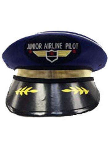 Child's Airline Pilot Hat