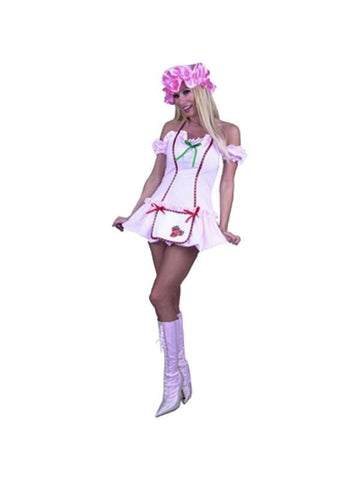Adult Sexy Strawberry Girl Costume