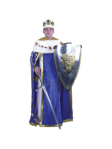 Adult King Costume-COSTUMEISH