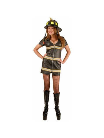 Adult Sexy Firefighter Costume-COSTUMEISH