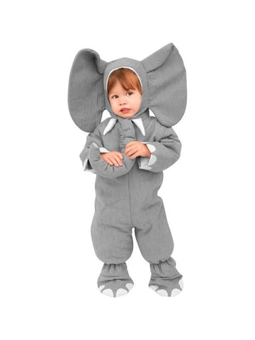 Toddler Heirloom Elephant Costume-COSTUMEISH