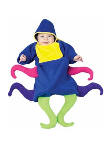 Infant Colorful Octopus Costume