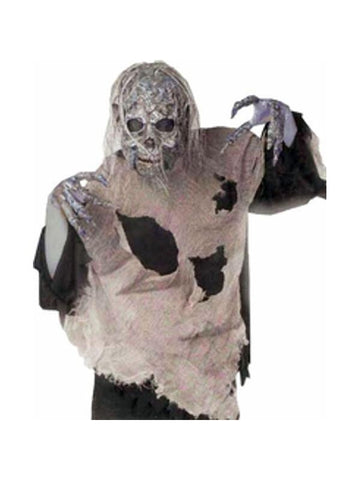 Adult Easy Evil Ghoul Costume-COSTUMEISH