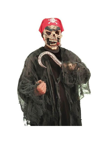 Adult Easy Pirate Ghoul Costume-COSTUMEISH