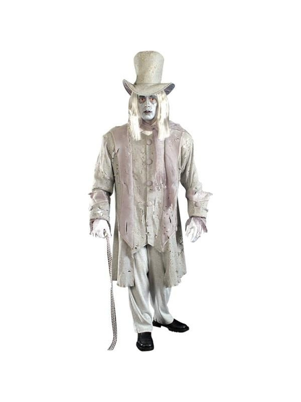 Adult Ghostly Gentleman Costume-COSTUMEISH