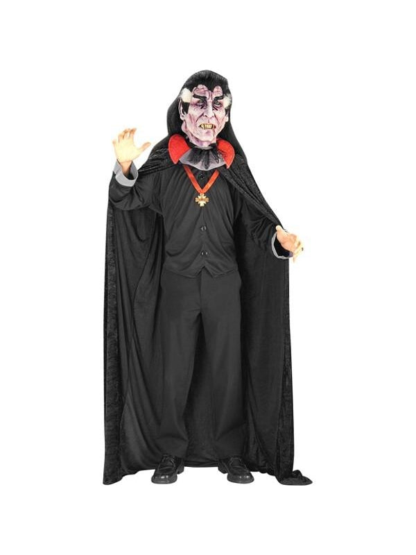 Adult Double Sided Vampire Costume-COSTUMEISH