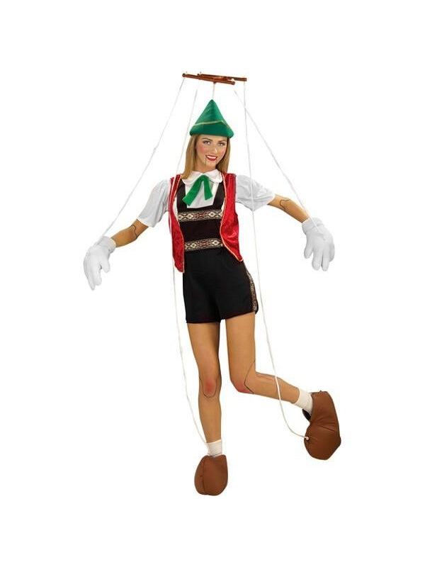 Adult Pinocchio Costume-COSTUMEISH