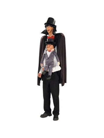 Adult Ventriloquist Dummy Costume