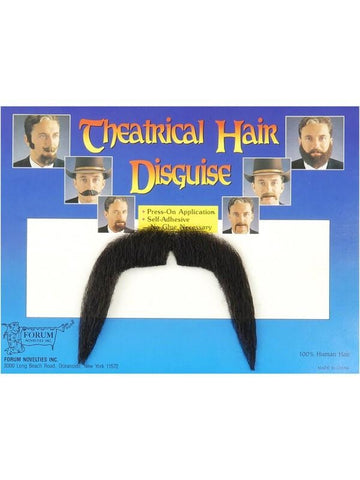 Adult Foo Manchu Costume Moustache-COSTUMEISH