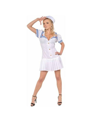 Adult Sexy Sailor Dress Costume