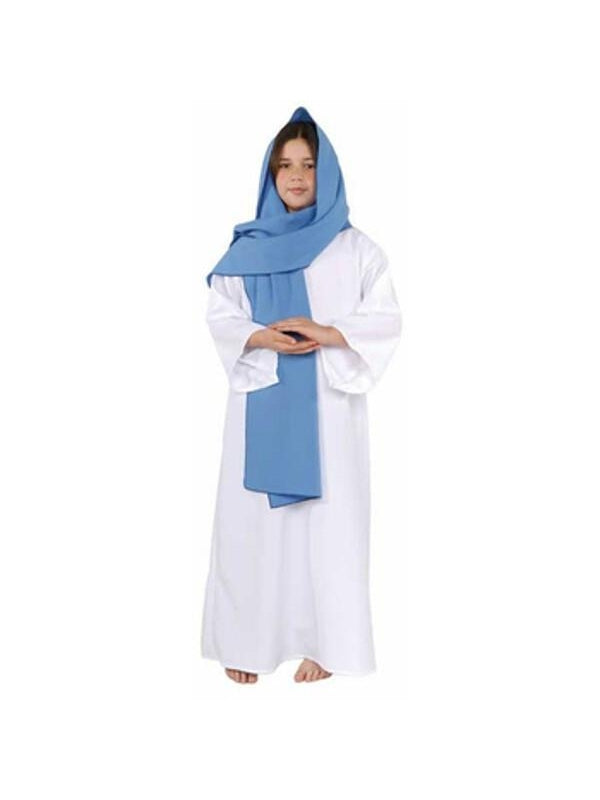 Childs Deluxe Mary Costume-COSTUMEISH