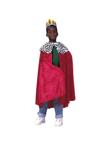 Child's Royal King Costume-COSTUMEISH