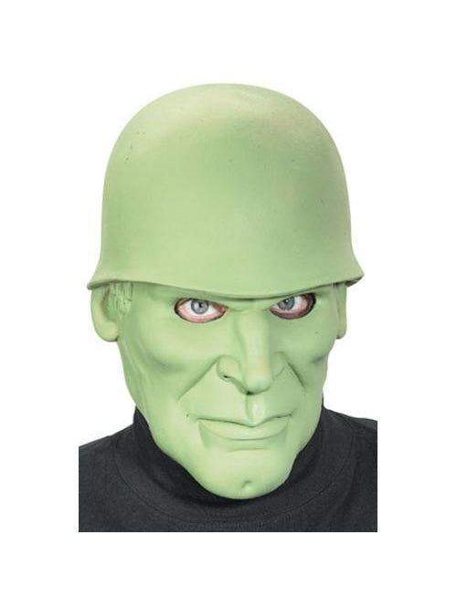 Green Army Man Mask-COSTUMEISH