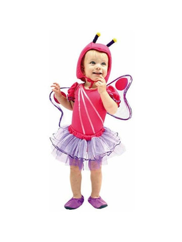 Baby Colorful Butterfly Costume-COSTUMEISH