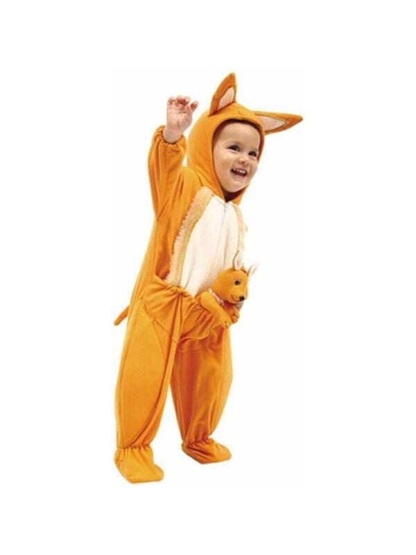 Toddler Cute Kangaroo Costume-COSTUMEISH
