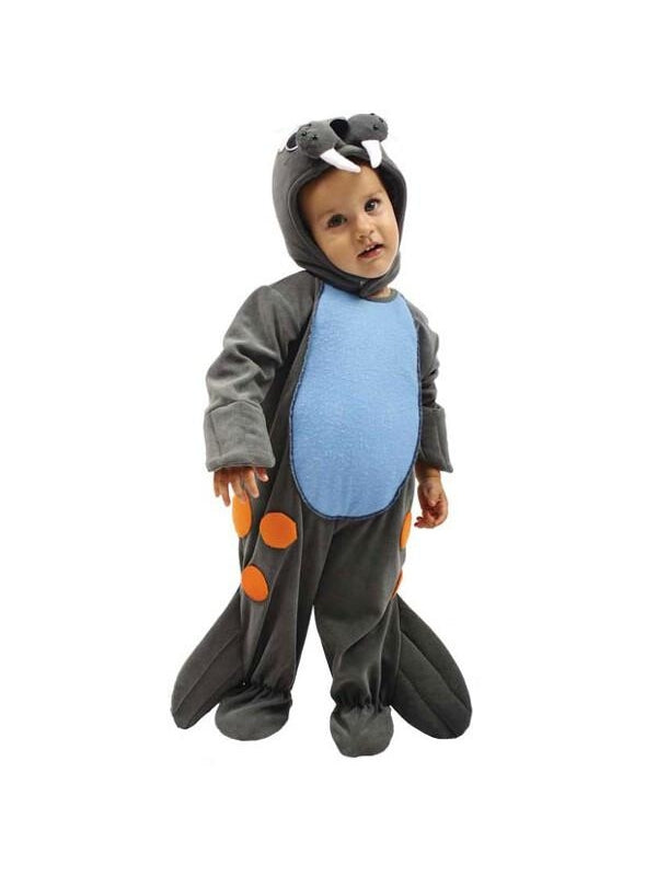 Baby Blue Seal Costume-COSTUMEISH