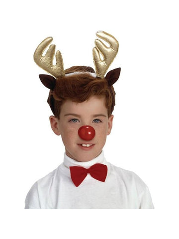 Child Reindeer Costume Set
