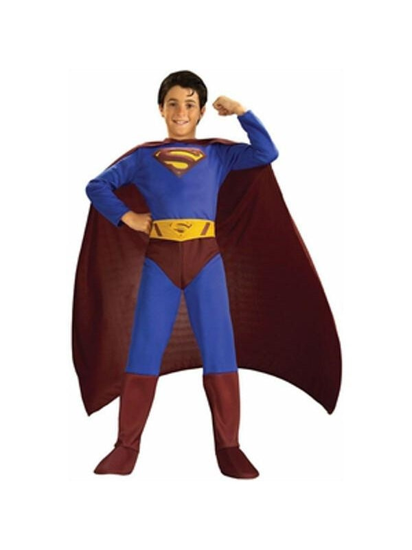 Child's Superman Returns Costume-COSTUMEISH