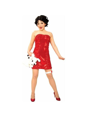 Adult Betty Boop Film Costume-COSTUMEISH