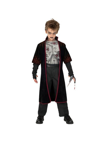 Childs Night Slasher Costume-COSTUMEISH