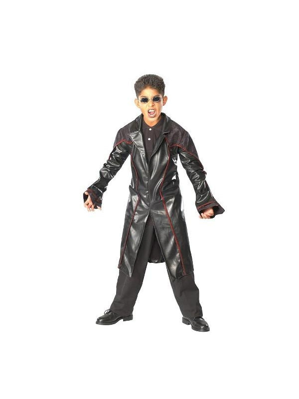 Child's Blood Thirsty Vampire Costume-COSTUMEISH