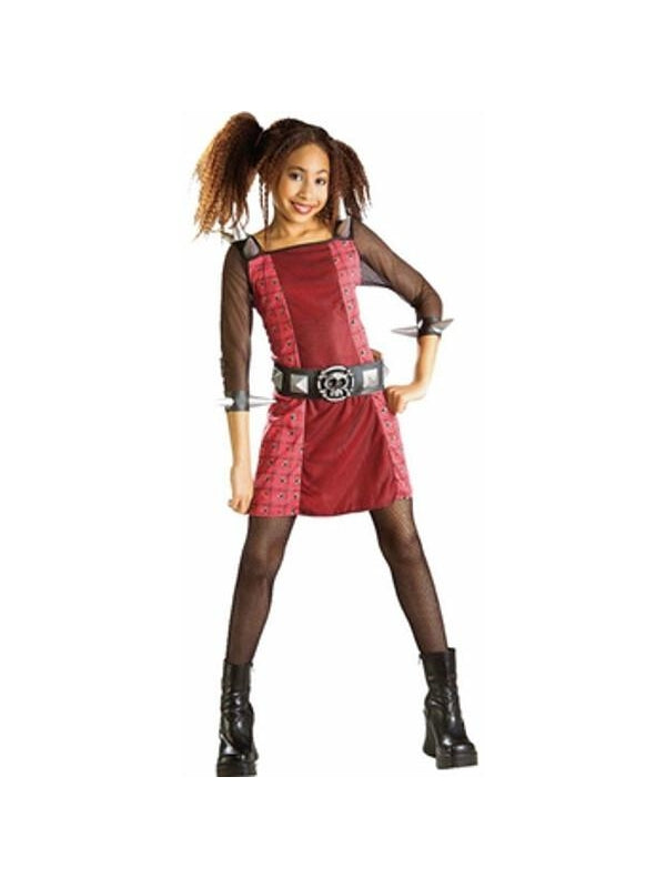 Teen Riot Girl Costume-COSTUMEISH