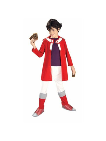 Child's Jaden Yuki Costume-COSTUMEISH