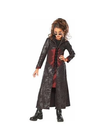 Child Dark Widow Costume-COSTUMEISH