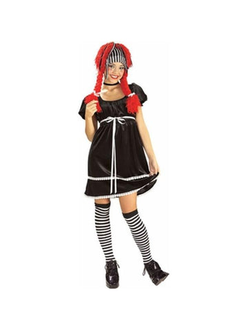 Teen Wicked Rag Doll Costume-COSTUMEISH