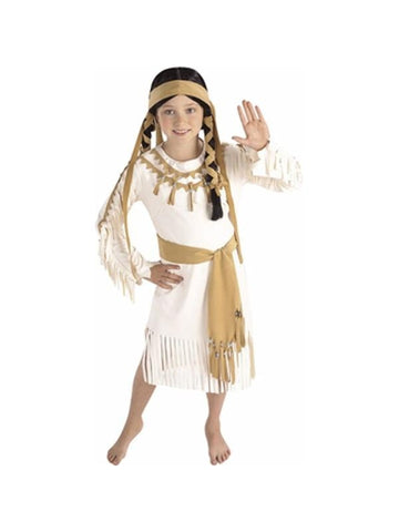 Child's Indian Fawn Princess Costume-COSTUMEISH