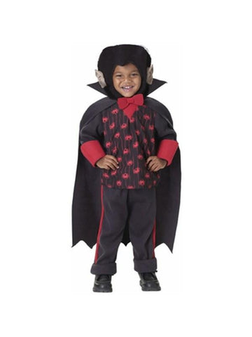 Toddler Count Dracula Costume
