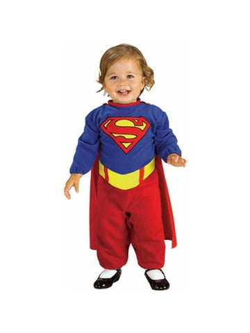 Baby Supergirl Costume-COSTUMEISH