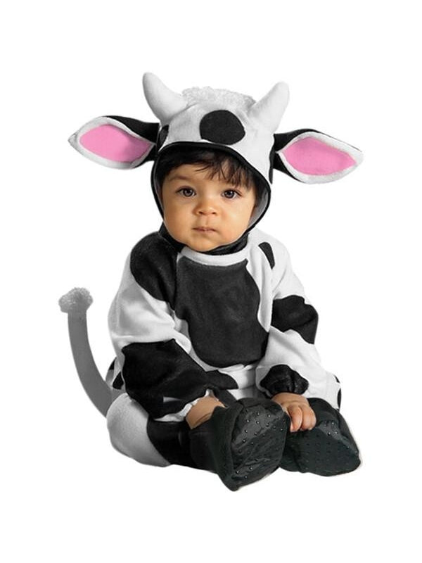 Baby Candice Cow Costume-COSTUMEISH