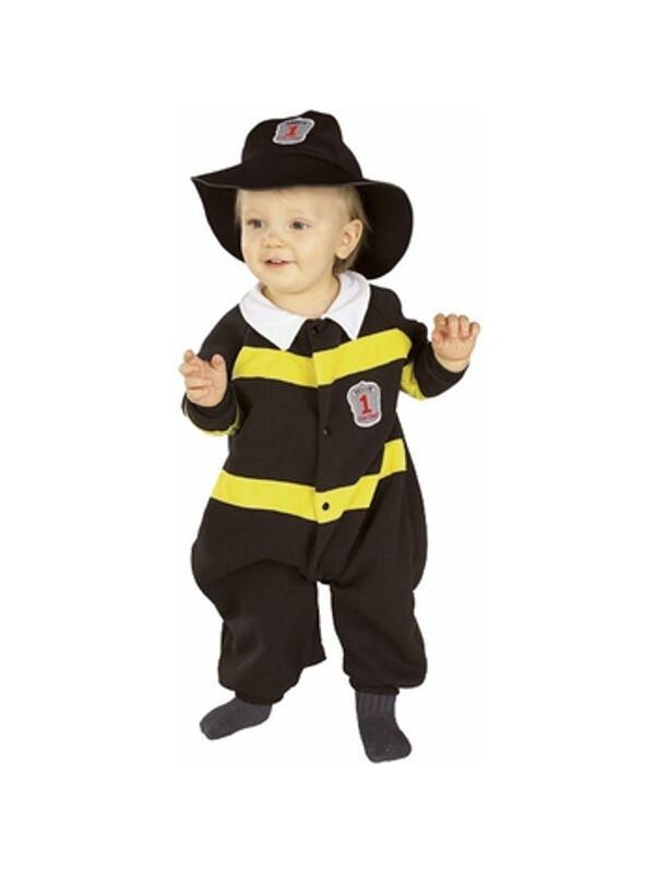 Baby Firefighter Costume-COSTUMEISH