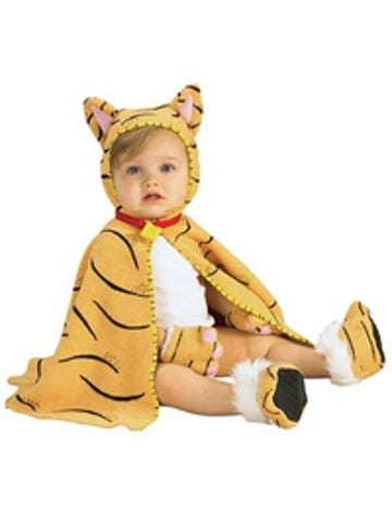 Baby Tiger Cape Costume