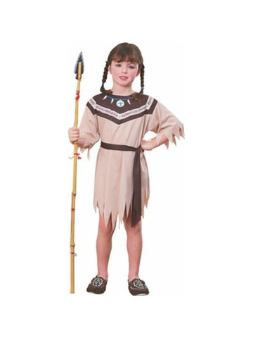 Child's Native American Princess Costume-COSTUMEISH