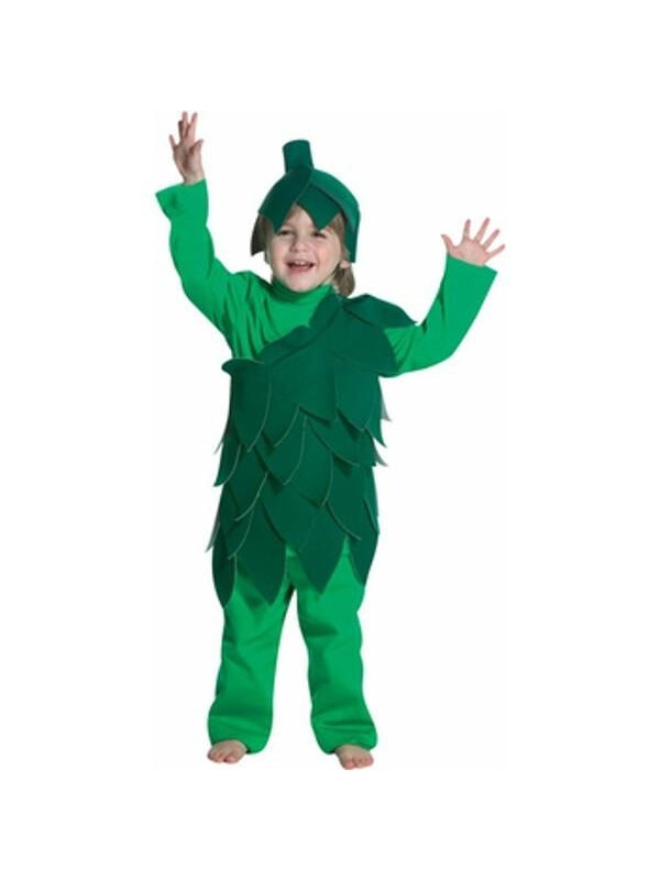 Toddler Bean Sprout Costume-COSTUMEISH