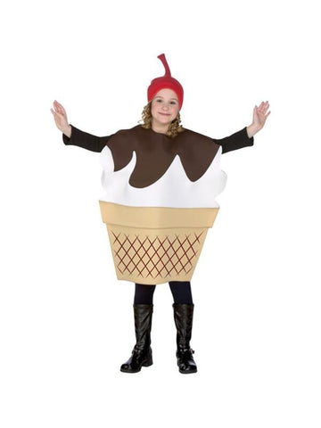 Child Ice Cream Sundae Costume