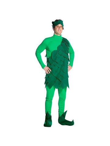 Adult Green Giant Costume-COSTUMEISH