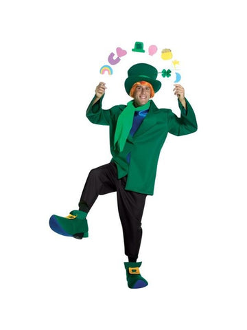 Adult Lucky Charms Costume-COSTUMEISH