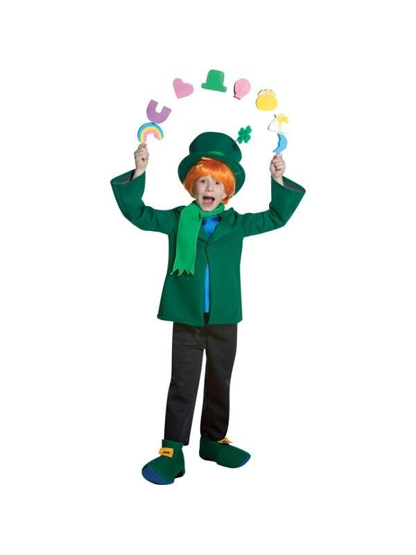 Child Lucky Charms Costume-COSTUMEISH