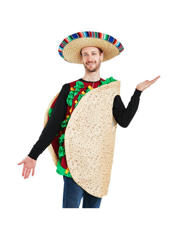 Adult Taco Costume-COSTUMEISH