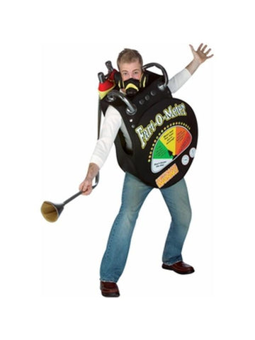Adult Fart Meter Costume-COSTUMEISH