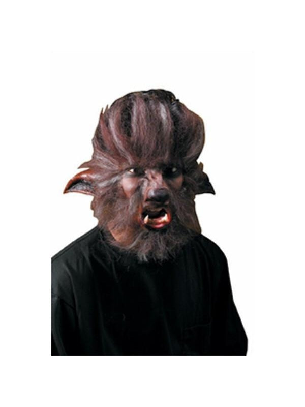 Wolfman FX Face Kit-COSTUMEISH