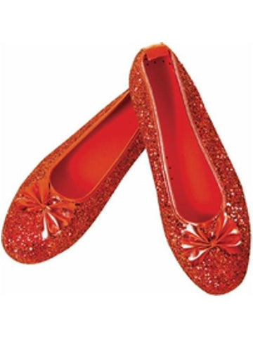 Child's Dorothy Costume Red Slippers-COSTUMEISH