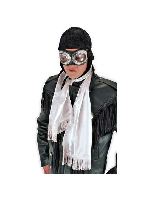 Black Aviator Hat-COSTUMEISH