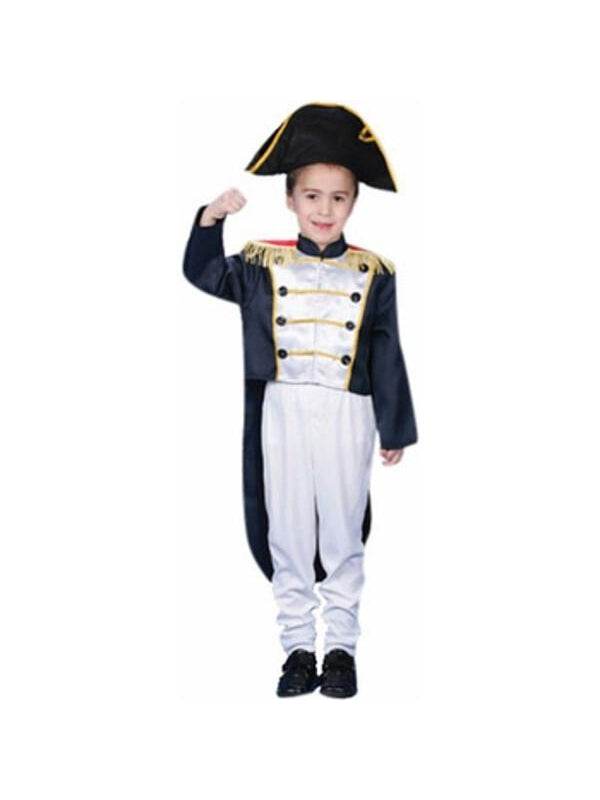 Toddler Napolean Costume-COSTUMEISH